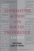 Affirmative Action and Racial Preference: A Debate (Point/Counterpoint)