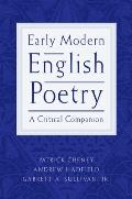 Early Modern English Poetry (07 Edition)