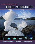 Introduction To Fluid Mechanics - With CD (05 Edition)