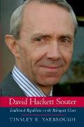 David Hackett Souter Traditional Republi Cover