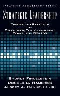 Strategic Leadership Theory &...