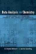 Data Analysis for Chemistry: Introductory Guide for Students and Laboratory Scientists (05 Edition)