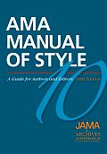 AMA Manual of Style A Guide for Authors & Editors