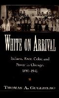 White on Arrival: Italians, Race, Color, and Power in Chicago, 1890-1945 Cover