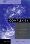 Complexity: Theory and Applications