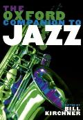 Oxford Companion To Jazz (00 Edition)