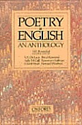 Poetry in English : an Anthology (87 Edition)