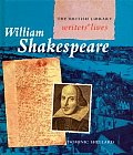 William Shakespeare (British Library Writers' Lives) Cover