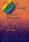 Signal Processing and Linear Systems (98 Edition) Cover