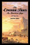 The Oregon Trail: An American Saga Cover