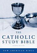 Catholic Study Bible-Nab