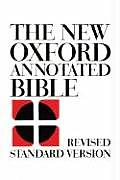 Bible Rsv New Oxford Annotated