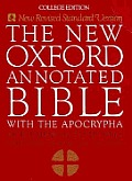 New Revised Standard Version New Oxford Annotated Bible Paperback
