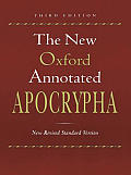 New Oxford Annotated Bible-NRSV