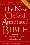 New Oxford Annotated Bible, Third Edition, NRSV