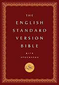 Bible Esv English Standard Version Bible with Apocrypha