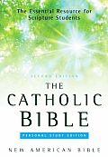 Catholic Bible-Nab-Personal Study