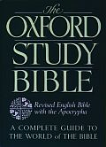Oxford Study Bible