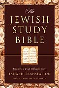 Jewish Study Bible : Featuring the Jewish Publication Society Tanakh Translation (04 Edition)