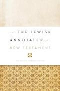 New Testament Jewish Annotated