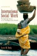 International Social Work Professional Action in an Interdependent World