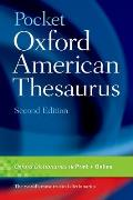Pocket Oxford American Thesaurus (2ND 08 Edition)