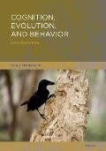 Cognition, Evolution, and Behavior (2ND 10 Edition) Cover