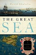The Great Sea: A Human History of the Mediterranean Cover