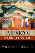 Mexico in World History (New Oxford World History) Cover
