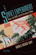 The Soviet Experiment: Russia, the USSR, and the Successor States Cover