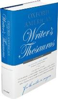 Oxford American Writers Thesaurus 2nd Edition