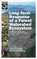 Long-Term Response of a Forest Watershed Ecosystem: Clearcutting in the Southern Appalachians (Long-Term Ecological Research Network)