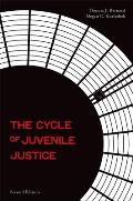 The Cycle of Juvenile Justice Cover