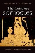 Complete Sophocles Volume II Electra & Other Plays