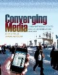 Converging Media (2ND 11 - Old Edition) Cover