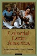 Colonial Latin America Seventh Edition