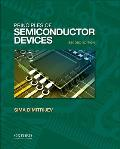 Principles of Semiconductor Devices (Oxford Series in Electrical and Computer Engineering) Cover