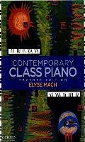 Contemporary Class Piano - With CD (7TH 11 Edition)