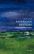 American History (Very Short Introductions) Cover