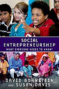 Social Entrepreneurship: What Everyone Needs To Know (10 Edition)