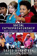 Social Entrepreneurship: What Everyone Needs to Know