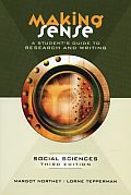 Making Sense A Students Guide to Research & Writing Social Sciences 3rd edition