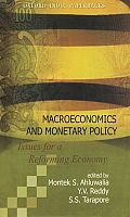 Macroeconomics and Monetary Policy: Issues for a Reforming Economy Cover