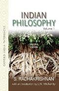 Indian Philosophy Volume 1