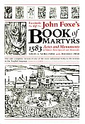 Facsimile of Foxe's Book of Martyrs, 1583 Actes and Monuments of Matters Most Speciall and Memorable: Version 1.0 on CD-ROM