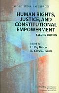 Human Rights, Justice and Constitutional Empowerment