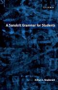 Sanskrit Grammar for Students ((3RD)27 Edition)