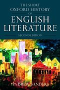 Short Oxford History Of English Lit 2nd Edition