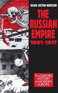 The Russian Empire 1801-1917