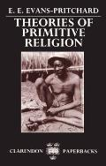 Theories of Primitive Religion